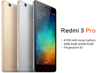 Berikut 4 Keunggulan Hp Xiaomi Redmi 3 yang Masih Tetap Diminati Sampai Saat Ini