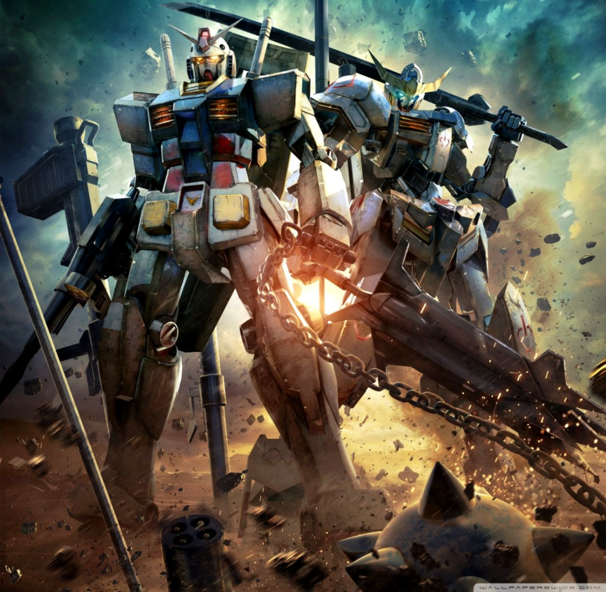 Gundam Wallpaper Wallpapers Pc