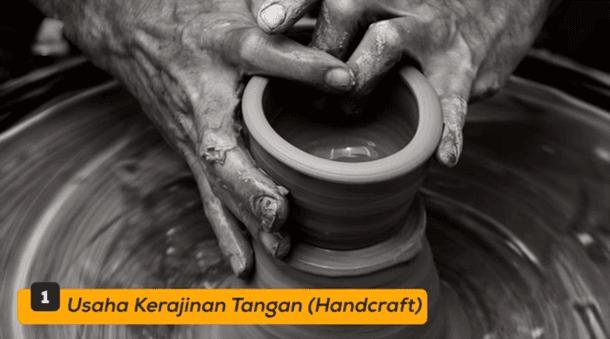 1. Usaha Kerajinan Tangan (Handcraft)