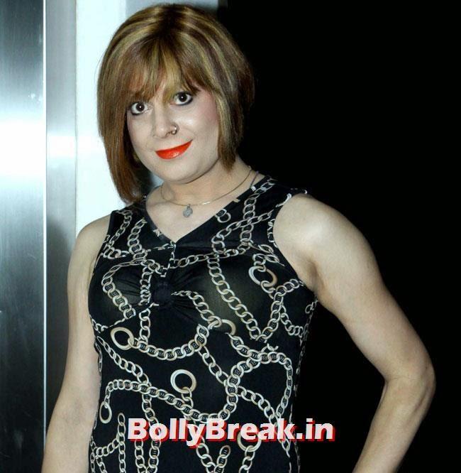 Bobby Darling, Page 3 Girl Tanisha Singh Birthday Bash Pics