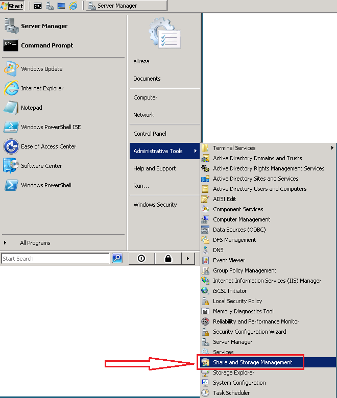 Windows Server : Logon Script to Map Network Drive | IT Professional