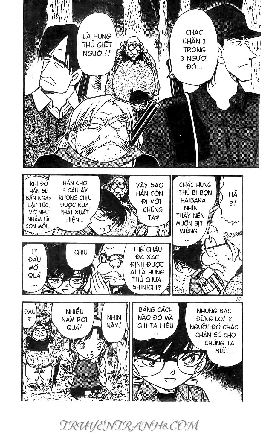 Detective Conan Chap 274 - Truyen.Chap.VN