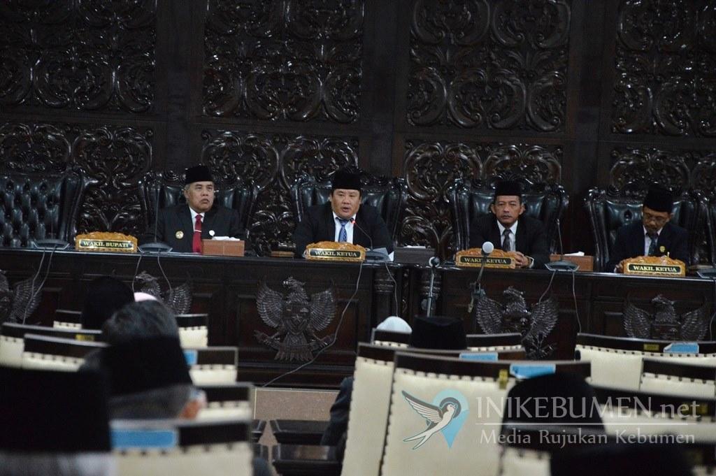 Cipto Waluyo jadi Tersangka, Pimpinan Dewan Jamin Kinerja DPRD Kebumen Tak Terpengaruh
