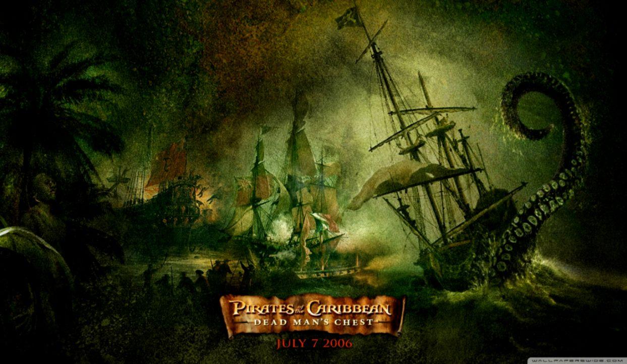 Pirates Of The Caribbean Desktop Wallpaper Wallpapers Heroes
