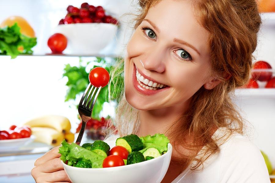 النباتيون أفضل مزاجاً من آكلي الأغذية الحيوانية