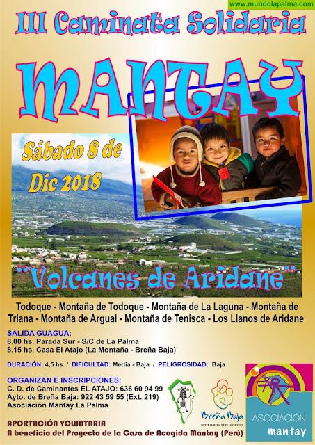 EL ATAJO: III Caminata Solidaria MANTAY