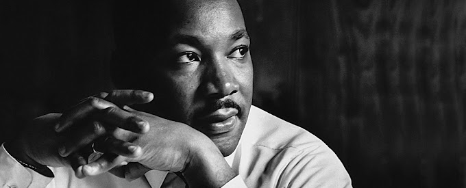 CELEBRATING BLACK ICON MARTIN LUTHER KING JR