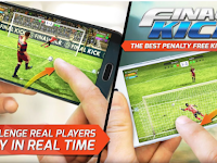 Download Final kick: Online football Apk Mod v5.3  (Multiplayer) Update Terbaru