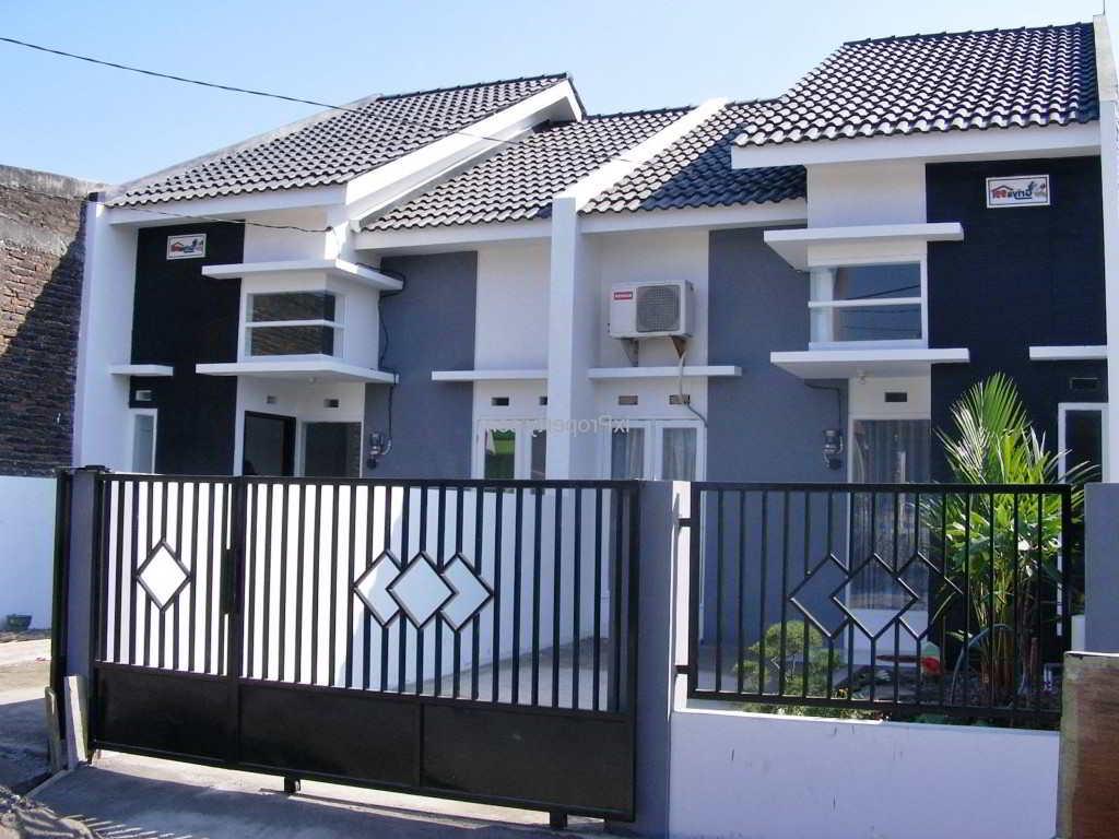 Desain dan Model Pagar Rumah Terbaru