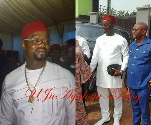 Ozobulu Church Massacre: Chief Aloysius Ikegwuonwu Who Allegedly was the Target of the Assassins Finally Speaks