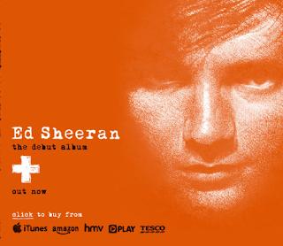 Kumpulan Lagu Mp3 Hits Ed Sheeran Terbaik dan Populer Full Album + (Deluxe Version) (2011) Lengkap