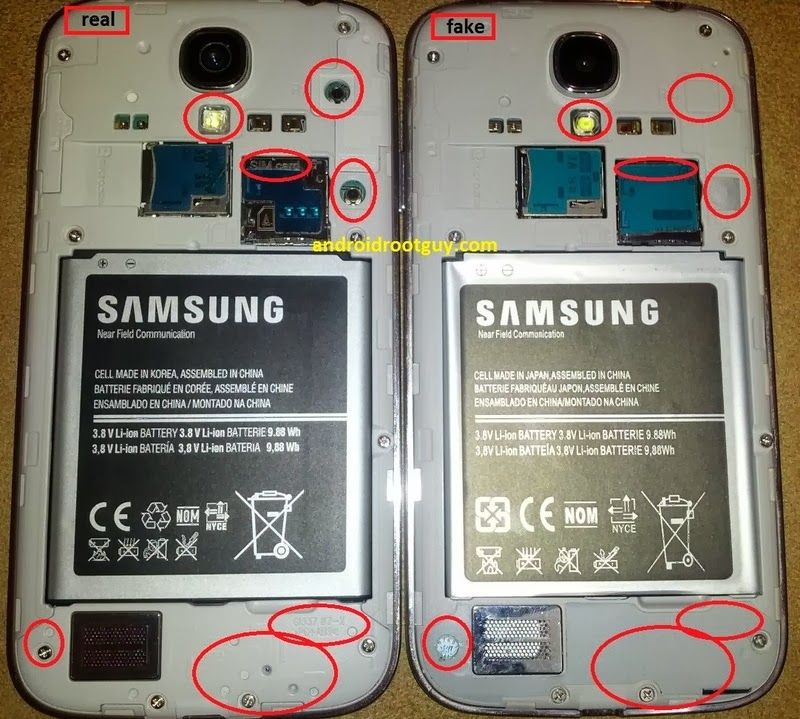 "Note : Most HDC clones comes under ""Made in Korea By Samsung ..."