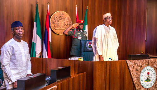 Buhari Rejects Peace Corps Bill in New Letter to House of Reps