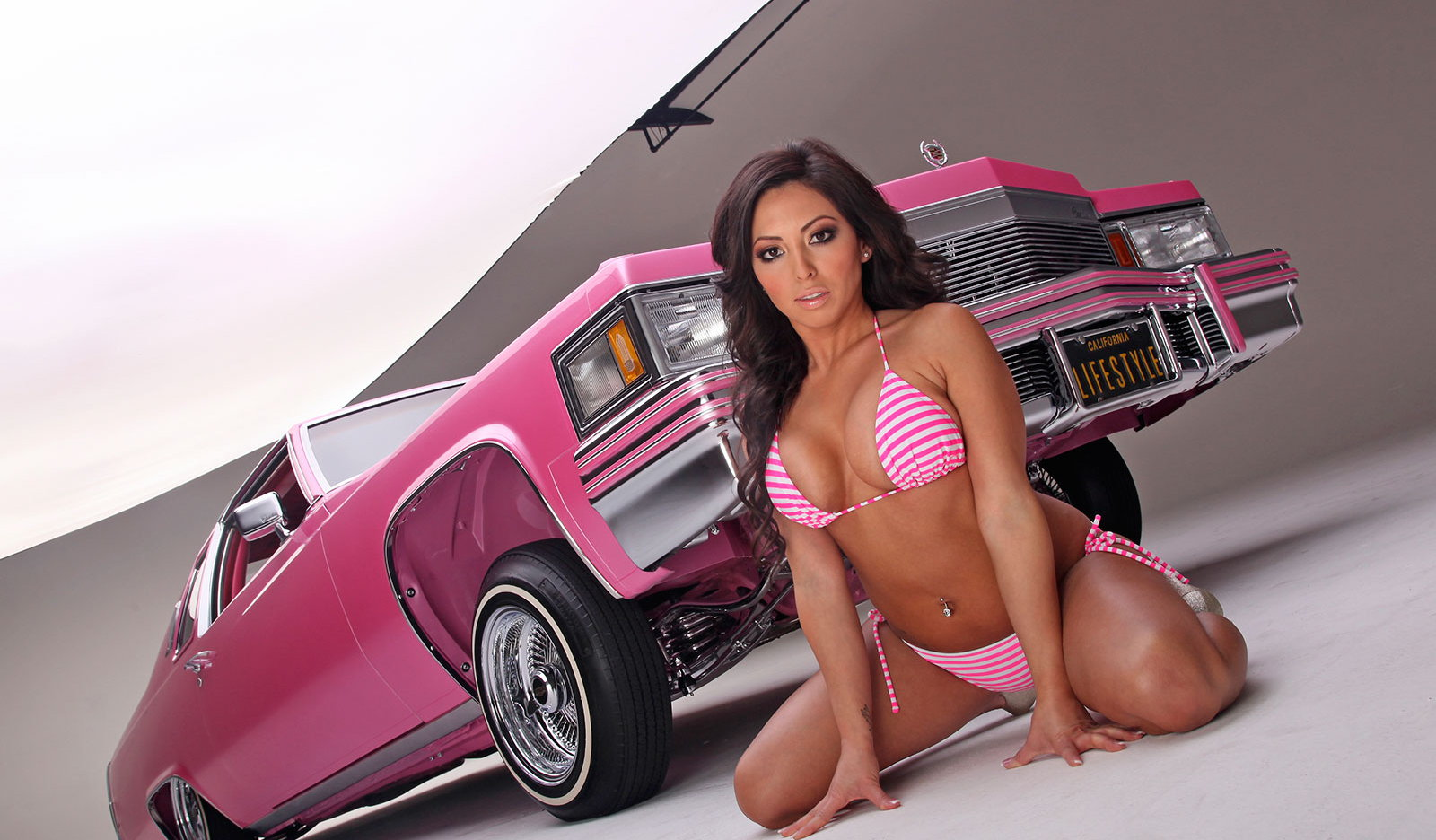 Pee lowrider models who posed naked nude muscle girls