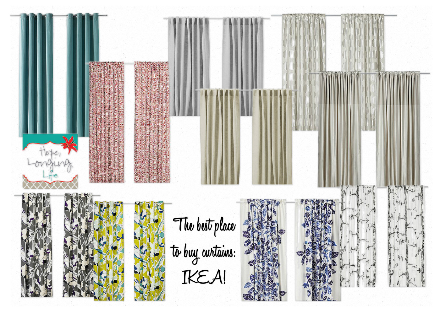 Best Place To Buy Curtains Hope, Longing, Life: Design Secrets: The Best Place To Buy