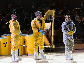Ligeti - Le grand Macabre - Peter Tantsits, Joshu Bloom, Anthony Roth Costanzo - John Phillips/Getty Images