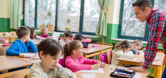 Μειώνεται από 25 σε 22 ο αριθμός των μαθητών ανά τάξη για Νηπιαγωγεία και Α' Δημοτικού