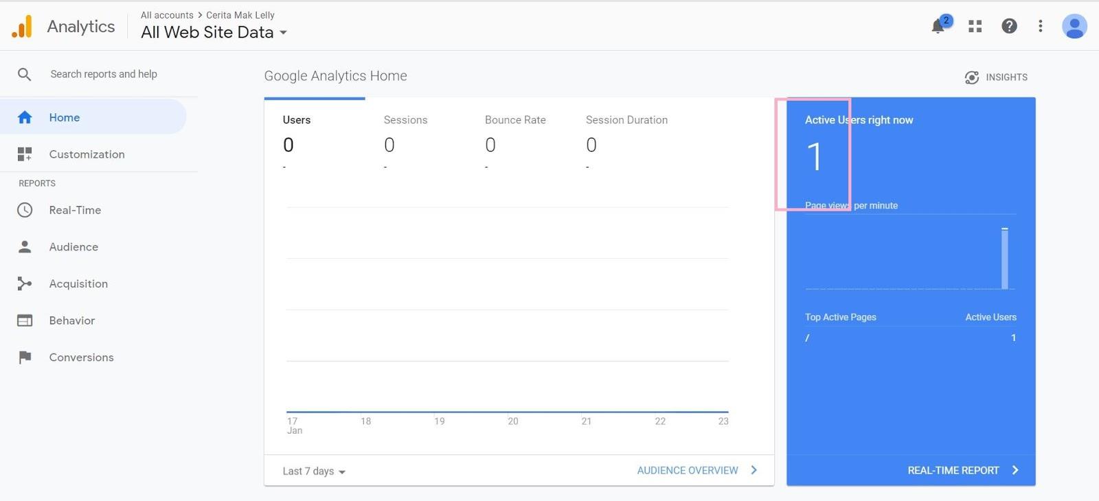 Tutorial Memasang Google Analytics Ke Blog Untuk Pengguna Blogger Cerita Ummi