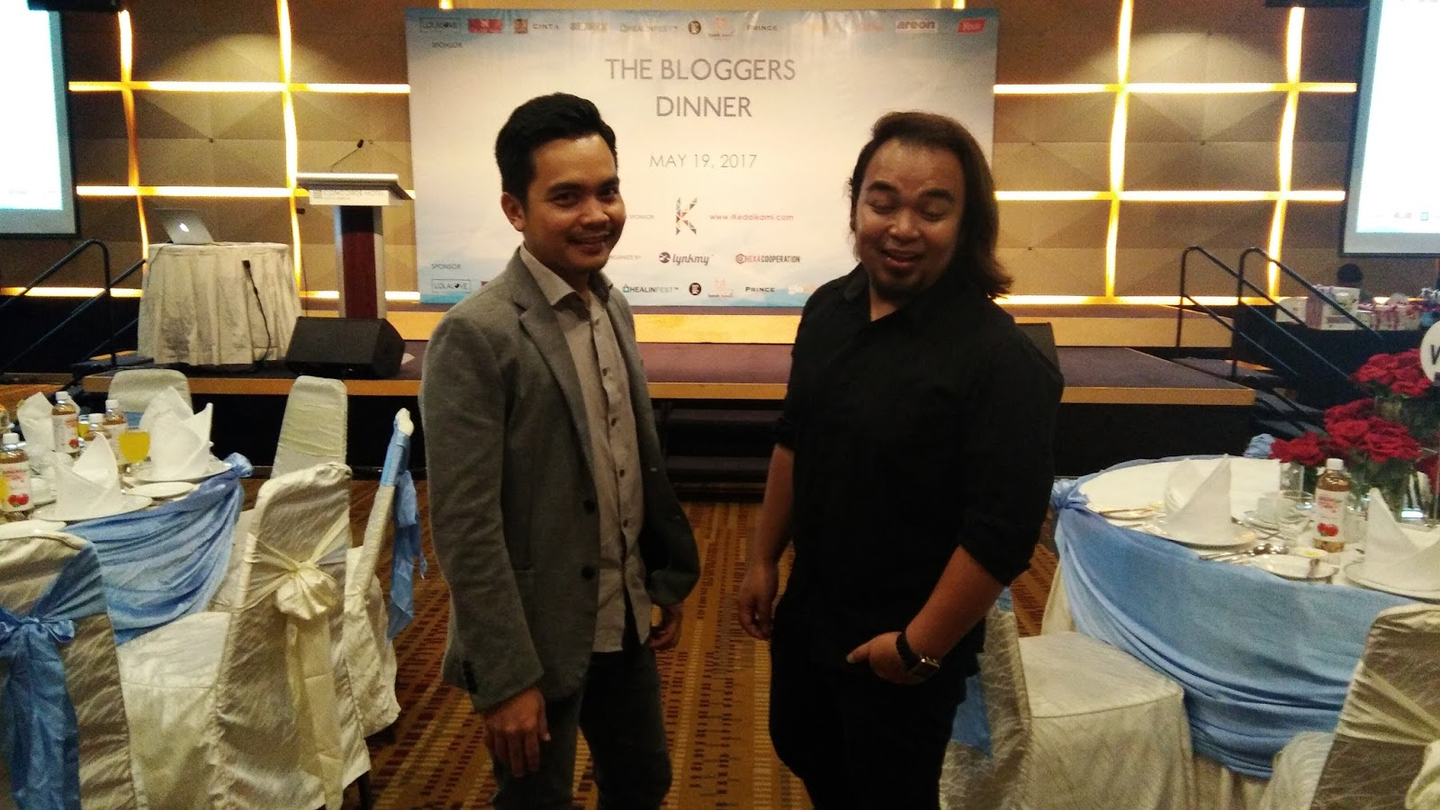 The Bloggers Dinner 2017