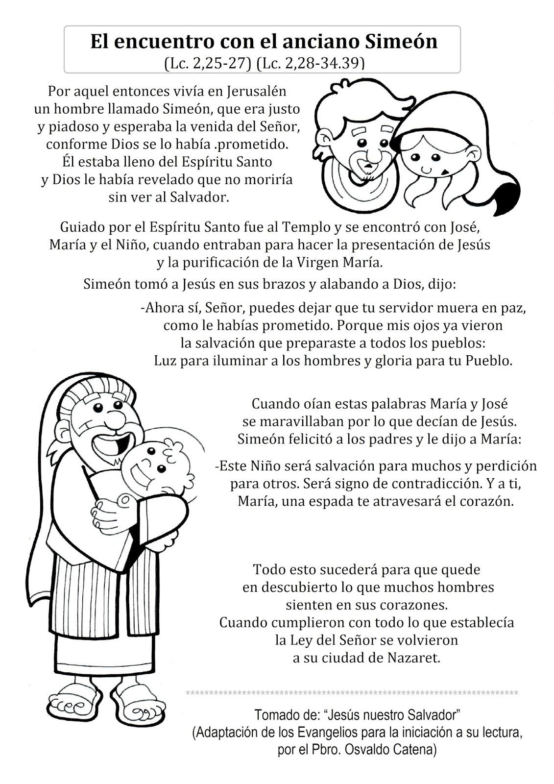 La Catequesis (El blog de Sandra): Recursos Catequesis Jesús con el ...