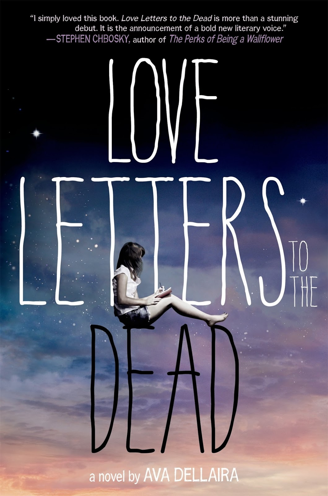 Love Letters To The Dead Ava Dellaira cover
