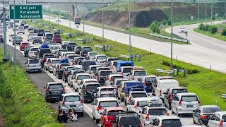 Polisi: Arus Kendaraan di Cirebon Lancar
