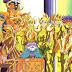 Novo álbum de figurinhas de Cavaleiros do Zodíaco será focado na saga das Doze Casas!