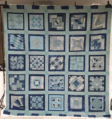 Lynne's First Sampler Quilt