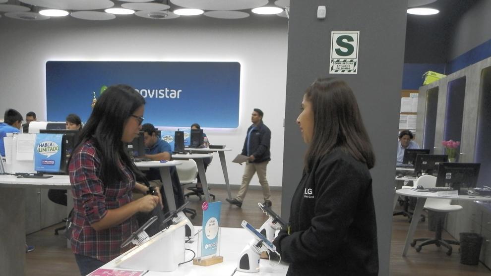 Movistar logra reducir sus reclamaciones