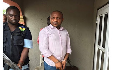 """I Gave My Father N3million and SUV"" - Billionaire Kidnapper, Evans Makes More Confessions"