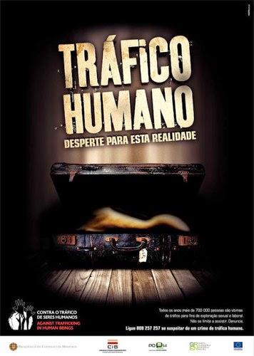Tráfico Humano Dublado