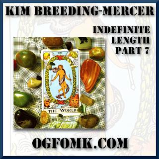 """Kim Breeding-Mercer's, """"Indefinite Length, Part 7"""""""