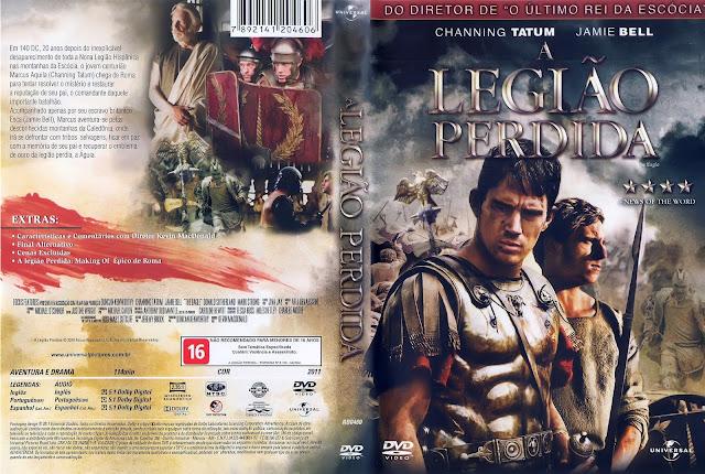 Capa DVD A Legião Perdida