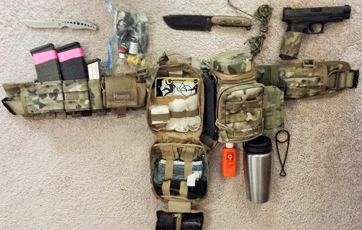 Total Survivalist Blog Fighting Load Contest Entry 21 Kang