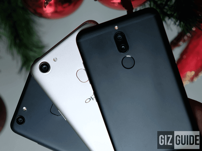 Capable photography phones