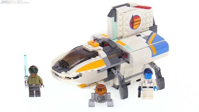 JANGBRiCKS LEGO reviews & MOCs: January 2017