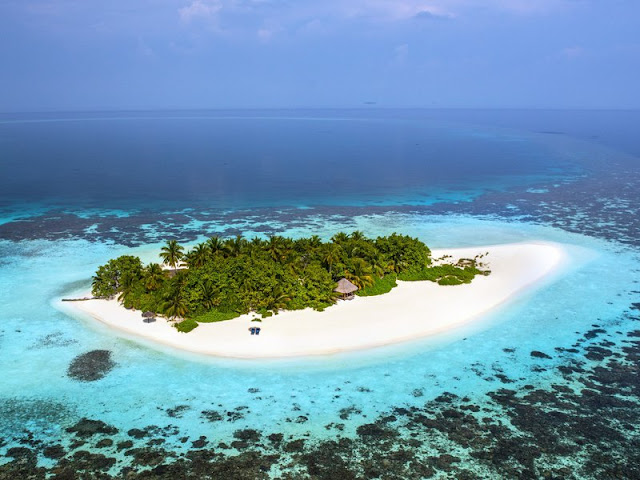 W Retreat & Spa Maldives, Privatinsel Gaathafushi