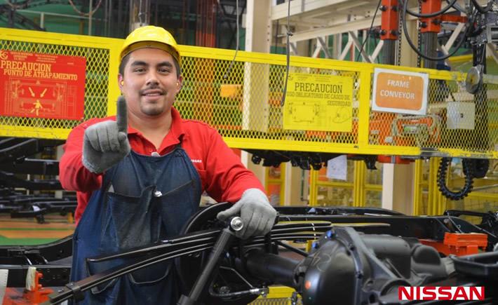 Los trabajadores lograron un aumento salarial de 4.5%. (Foto: Nissan Mexicana)