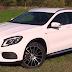 Autómustra: Mercedes-Benz GLA 220d 4MOTION WhiteArt Edition AMG Line