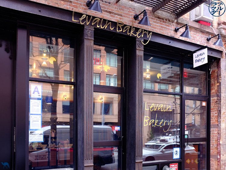 Blog Voyage New York City Levain Bakery - meilleurs cookies de New York - Voyage a New York - Le Chameau Bleu