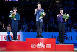 PATINAJE ARTÍSTICO - ISU Grand Prix Final 2018: Nathan Chen es bicampeón y Rika Kihira rompe la hegemonía rusa. Oro para la pareja James/Cipres y Hubbell/Donohue segundos estadounidenses campeones de la danza