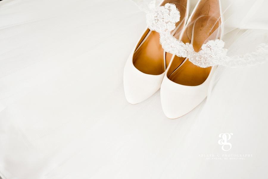 flats wedding shoes