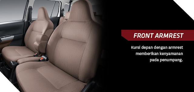 Interior Toyota Calya Model baru