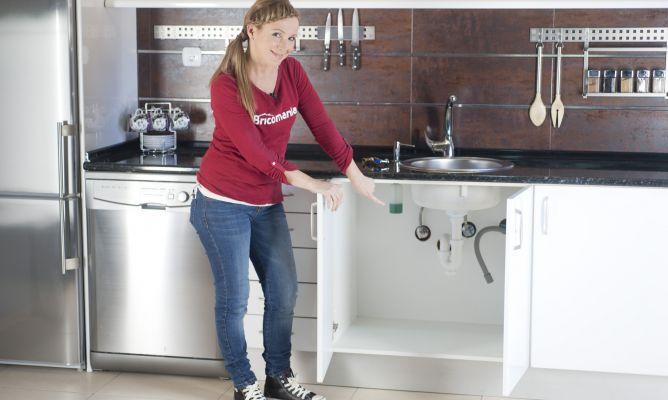 Marzua instalar desag es en lavadora y lavavajillas - Instalar un lavavajillas al fregadero ...