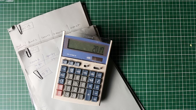 Tips Menyimpan Resit (Untuk Tujuan Cukai Pendapatan)