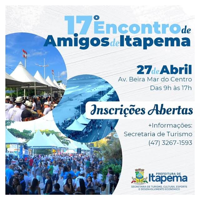 17º Encontro dos Amigos de Itapema