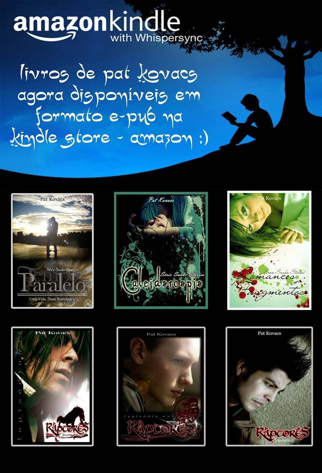 PatriciaDo: Amazon Kindle Store - photo#18