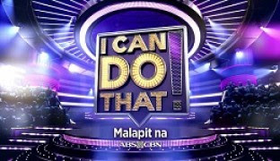 I Can Do That - 04 June 2017