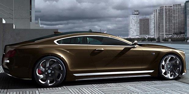 Brand New Bmw 8 Series Future Concept Car Branded Stuff