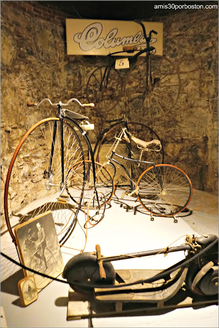 The Anderson Motorcars: Biciclos